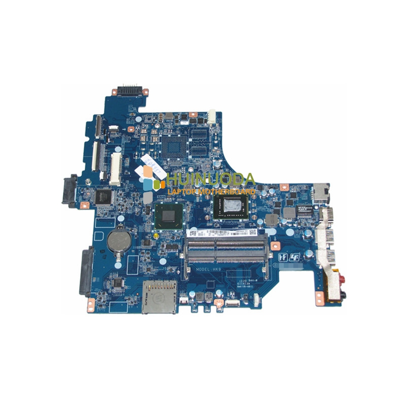 A1951374A DA0HK9MB6D0 Laptop Motherboard For Sony Vaio SVF15 SVF1521C6EW Main Board DDR3 Pentium 987 CPU warranty 60 days