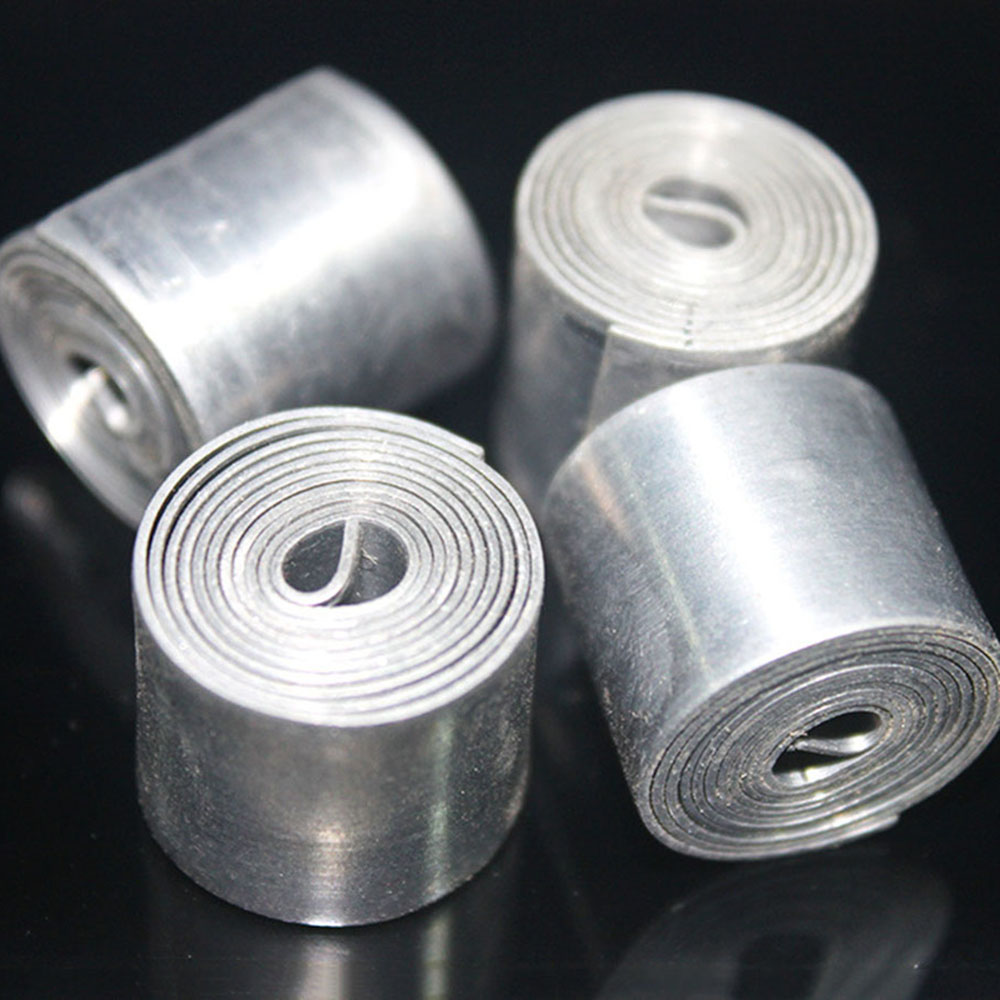 Hot Sale 0.4MM/0.5MM/0.6MM Lead Sheet Strip Lead Sinker Tin Roll Fishing Supplies Fishing Accessories Fishing Tackle Supplies