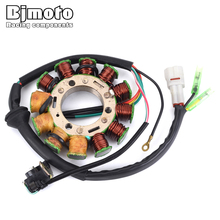 BJMOTO 3GG-85510-00 Motorcycle Ignition Magneto Stator Engine Generator Coil For Yamaha BANSHEE 350 YFZ350 1995-2006
