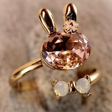 c4d865f0f6 Gold Ring Rabbit Promotion-Shop for Promotional Gold Ring Rabbit on ...