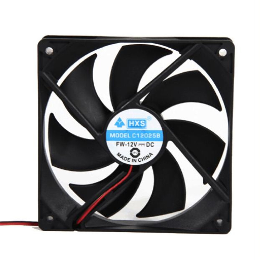 NEW Big promotion Portable Computer 120x120mm fan Cooler 12V 12CM 120MM PC CPU Cooling Cooler Fan for video card Drop shipping цена