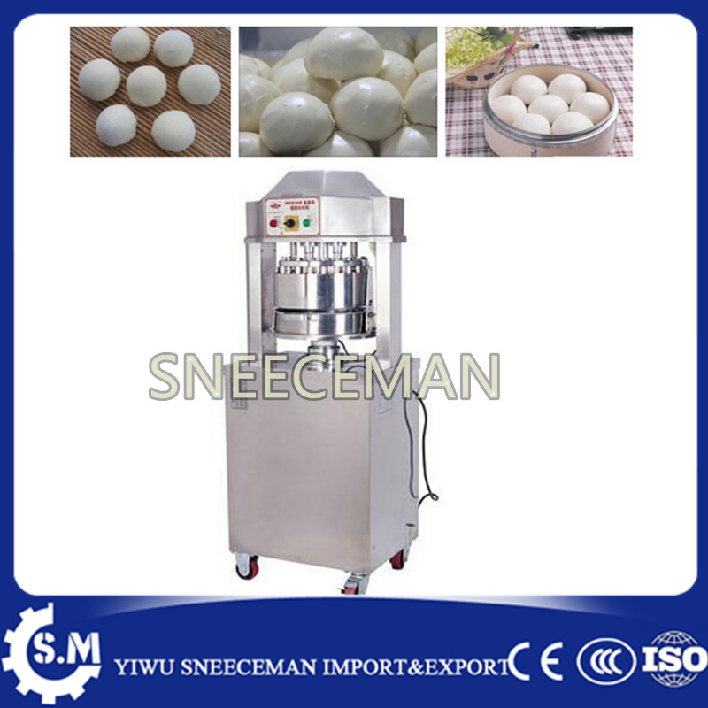 Heavy Duty Stainless Steel Bakery Automatic Dough Divider China Bread Machine new premium high quality stainless steel commercial dough ball making machine automatic dough divider rounder for small business