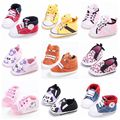 Fashion Baby Girl Boy Shoes First Walker Anti-slip Soft Bottom Newborn Baby Kids Prewalker Shoes Footwear For Cirb Bebe 0-1T