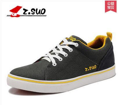 Zsuo 남성 캐주얼 신발 트렌드, 남성 인기 통기성 캔버스 신발, zs162bb-에서남성용 캐주얼 신발부터 신발 의  그룹 1
