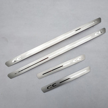 For Volkswagen Passat CC  door sill strip auto accessories car styling welcome pedal Trim
