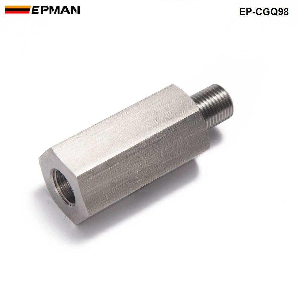 1/8 ''NPT датчик давления масла тройник к NPT адаптеру турбо питания линия Калибр EP-CGQ98