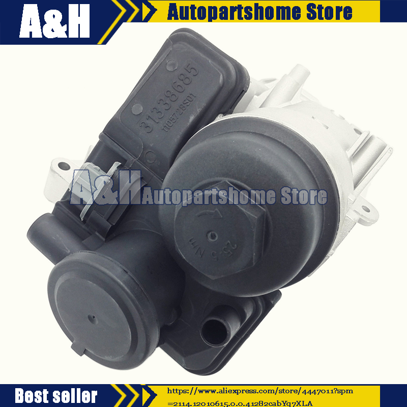 US $56 0 |Remanufactured PCV Valve Oil Trap Oil Filter Housing 31338685  30788494 31338684 For Volvo C70 S40 V50 2004 2014-in Oil Filters from