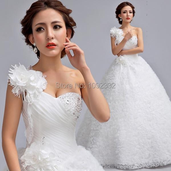 S 2016 New Stock Plus Size Women Bridal Gown Wedding Dress
