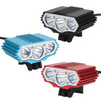Brand New 12000LM Bike Front Lamp 3 X T6 LED 4 Mode Bicycle Headlight Flashlight Bike