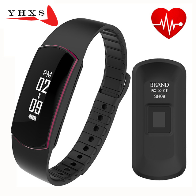 Bluetooth 4 0 Smart Band Bracelet IP67 Heart Rate Monitor Sport Pedometer Fitness Sleep Tracker For