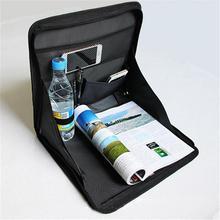 Car Computer Desk Bracket Foldable Laptop Stowing Tidying Portable Auto Storage Bag Organizer Supplies Accessories