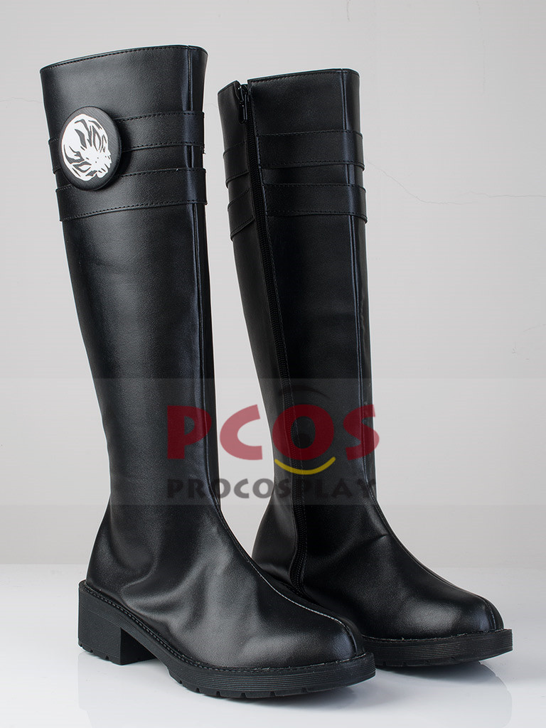 Best Hitman Reborn Chrome Dokuro Shoes / Boots For Cosplay mp001565 image