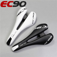 Ec90 Bicycle Saddle Comfort Road Mtb Mountain Bike Cycling Saddle Seat Cushion Bike Leather EC90 Saddle