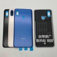 "100% Original 3D Glass Back Battery Cover Rear Door Housing Case Panel Replacement For xiaomi 8 MI mi8 6.21"" explore+Adhesive"