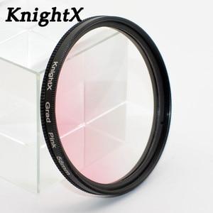 Image 4 - KnightX 24 filtre couleur 49mm 52mm 55mm 58mm 67mm 77mm grade nd pour nikon canon sony eos objectif photo dlsr d3200 a6500 objet uv