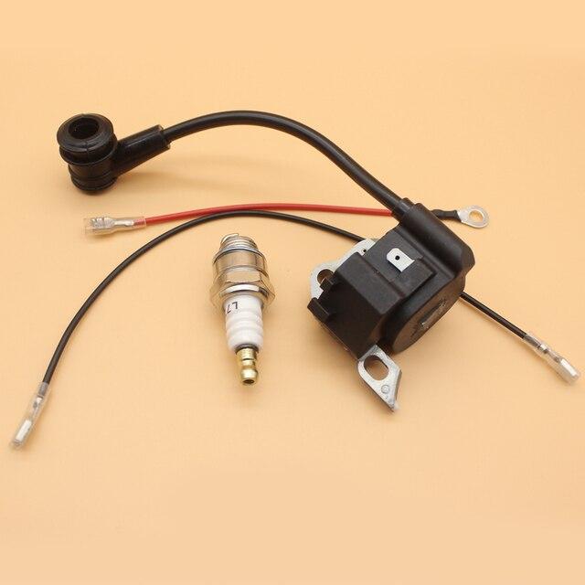 Bobina de ignição vela de Ignição Para MOTOSSERRA STIHL 017 018 MS170 MS180 Motosserra  MS 170 bf1150ff0f