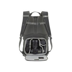 Image 5 - Bolsa de ombro lowepro para câmera, frete rápido, capa com hatchback, 22l aw 16, antirroubo atacado por atacado