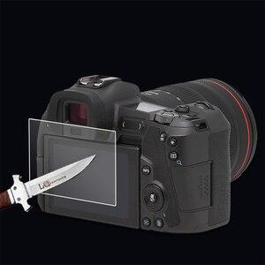Image 2 - 2X Kính Cường Lực Bảo Vệ Màn Hình cho Máy Canon 6D 70D 77D 80D 90D 600D 650D 700D 750D 760D 800D 9000D 1200D 1300D 1500D 2000D 8000
