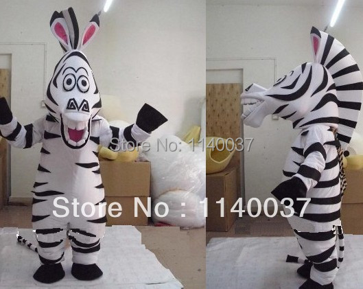 mascot Zebra Mascot Costume Zebra Marty Mascot Costume Cartoon Character Mascotte Outfit Suit Fancy Dress-in Mascot from Novelty u0026 Special Use on ... & mascot Zebra Mascot Costume Zebra Marty Mascot Costume Cartoon ...