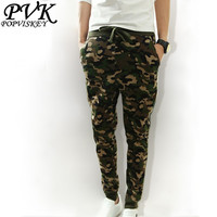 New Men's Pants Camouflage Sweatpants for man Printing Casual Trouser Male Bodybuilding Fitness fashion Sweat Pants