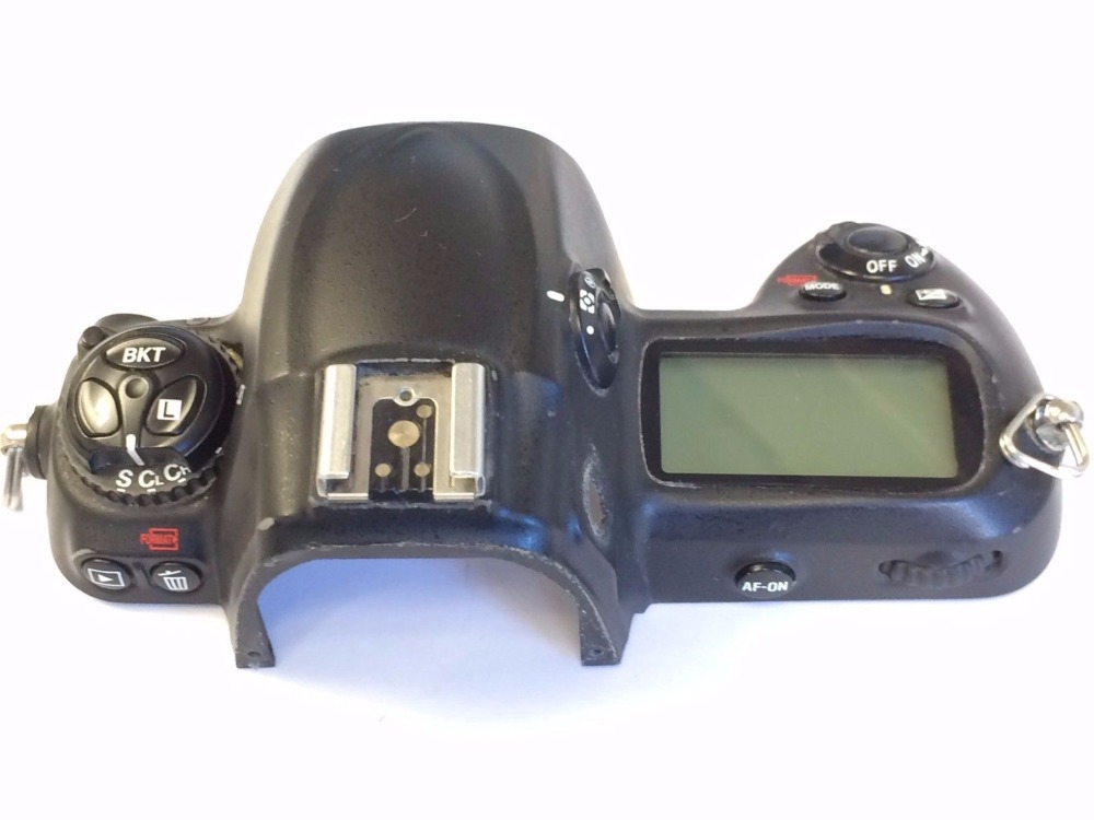 цены FREE SHIPPING !95%New Top Cover with top lcd flash board flex For Nikon D300S Camera Replacement Unit Repair part