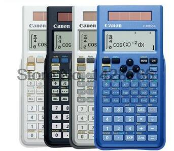 ФОТО 1 Pcs Canon F-789SGA student college entrance essential scientific calculator for special entrance examination better than 991es