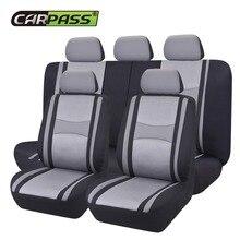 Car-pass Automobili Serie Completa Copertura di Sede Dell'automobile Universale Fit Auto Accessori Interni Sedile Protezioni Car Styling Per Lada Polo