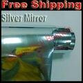 RETAIL car sticker 1.52m*30m mirror chrome vinyl with Air bubble free/air drain B5006+Free shipping