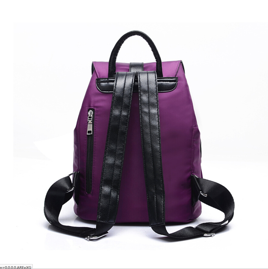 ECOSUSI Nylon Backpack 3 Pcs Set Women Bag High Quality Travel Backpack  Colorful Shoulder Bags coin Collect Student School Bags-in Backpacks from  Luggage ... fa0162f694705