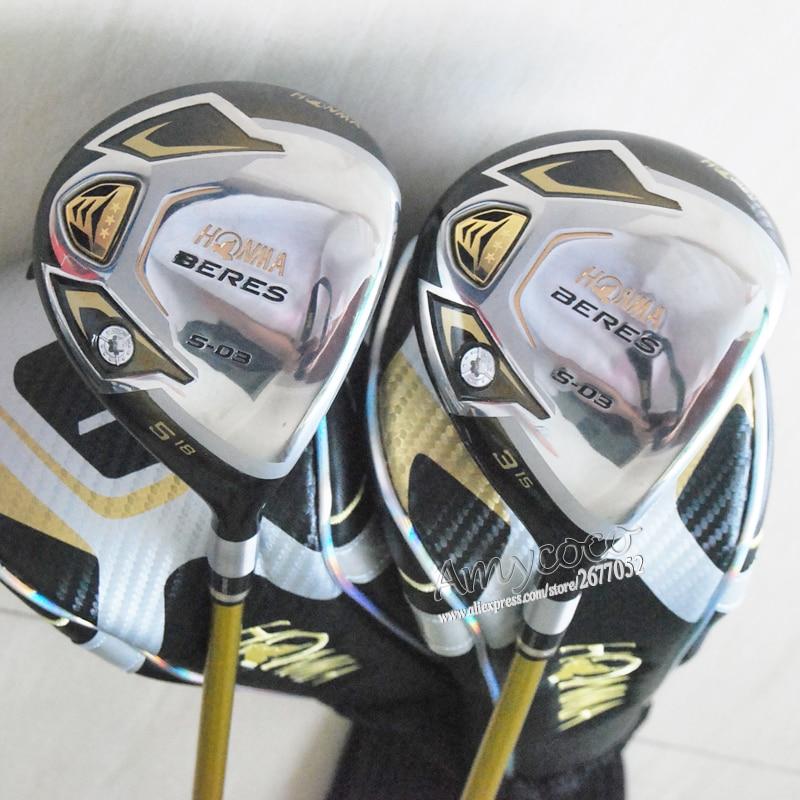 Cooyute New Golfschläger Honma S-03 3-Sterne-Golf Vollsatz Honma - Golf - Foto 3