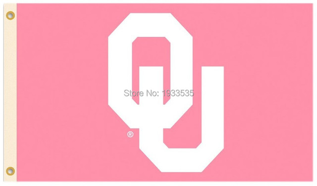 University Of Oklahoma Sooners Team Logo Indoor Outdoor Sports