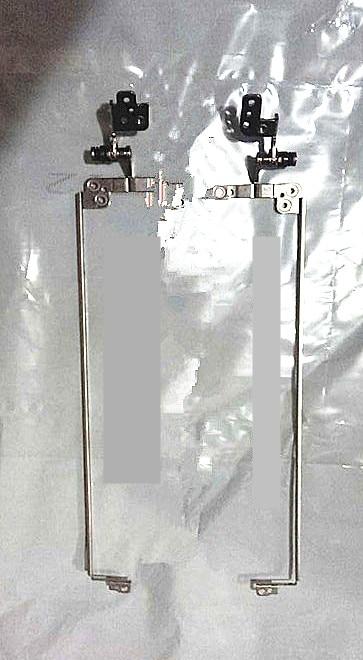 Laptop LCD Hinge Hinges For SAMSUNG NP450R4V 450R4V NP370R4E 370R4E NP450R4E 450R4E NP450R4Q 450R4Q NP450R4J 450R4J 4 inch spring hinge automatic closing hinges 90 degree positioning closet stealth door hinge x6