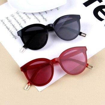 e22cf8017d Moda vintage ojo de gato niños gafas de sol retro bebé niños gafas de sol  niños niñas festival Occhi oculos gafas de sol femenino