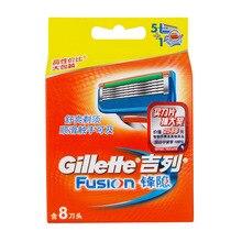 8 Râu Gillette Tóc
