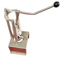 JK-01 Stainless Steel Manual Knife Pineapple Peeling Machine Peeler for Juicer