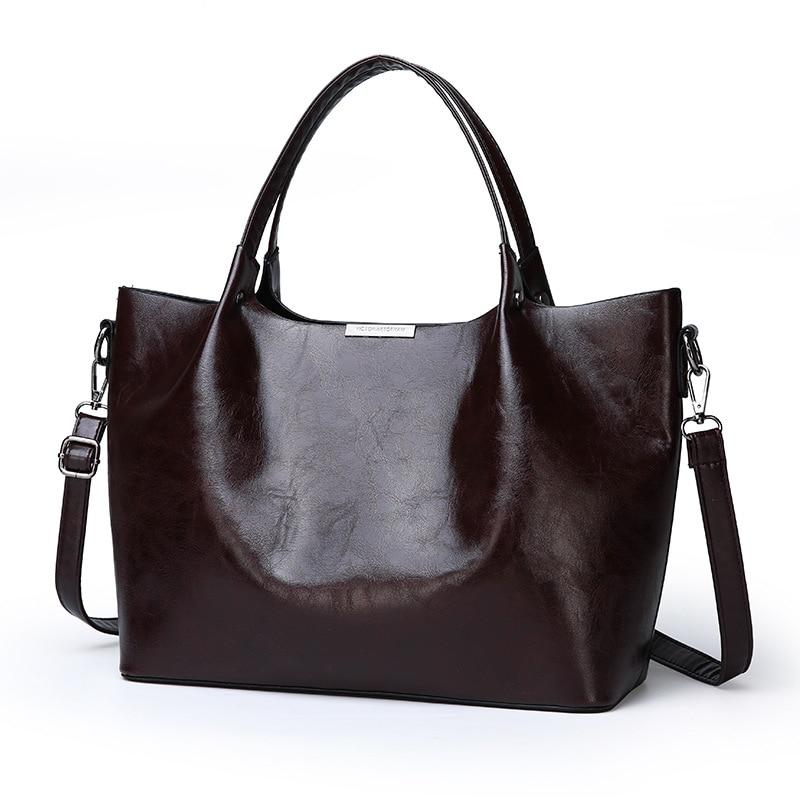 Hot Sale Fashion Women Leather Handbag Female Shoulder Bags Handbags Lady Shopping Tote Soft Messenger Bag Sac Designer New C916