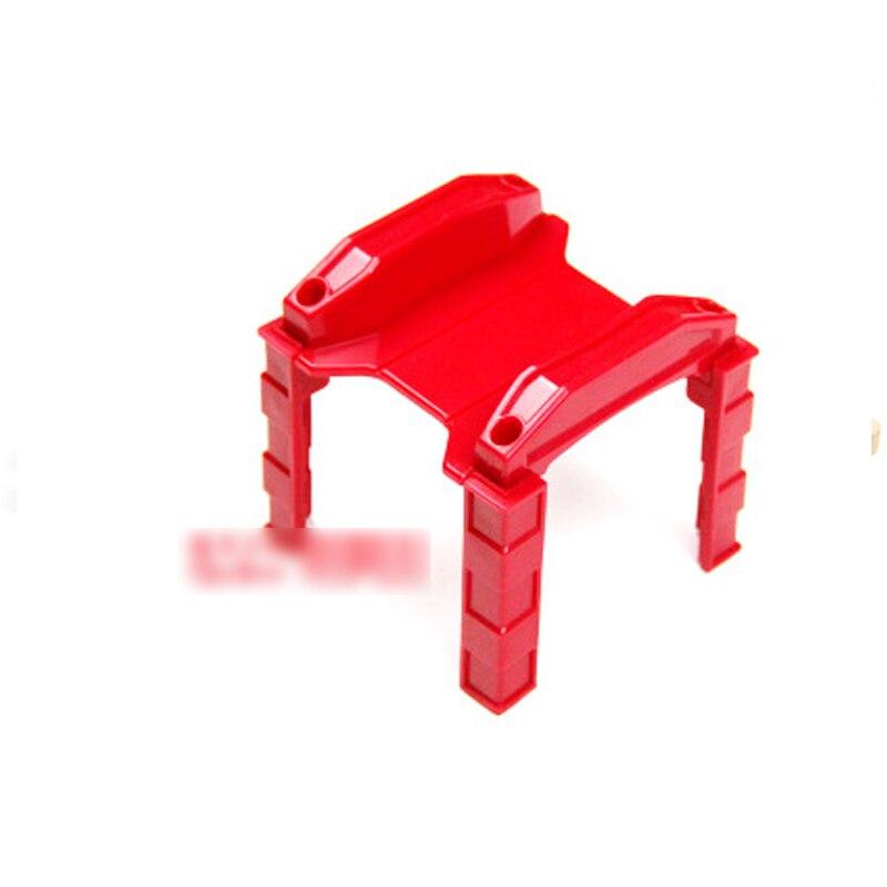 P043 красный многофункциональный совместимый с деревянной Томас поезд трек для Деревянный Piers электрический вагон сцены Томас аксессуары
