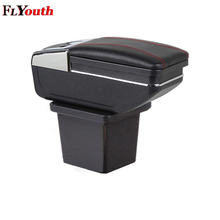 For Hyundai I30 2008-2013 Car Armrest Box Content Interior Car-Styling Storage Center Console Decoration Accessory