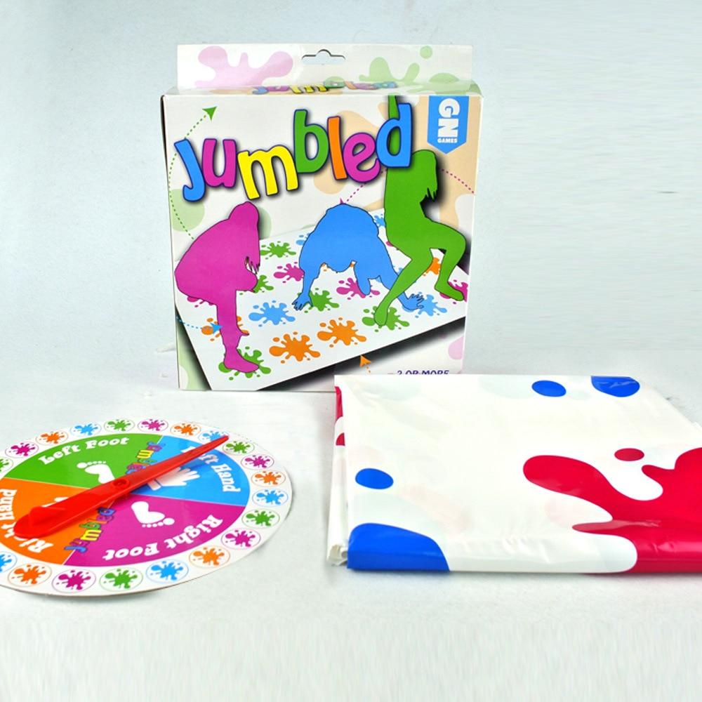 Twister Spiel