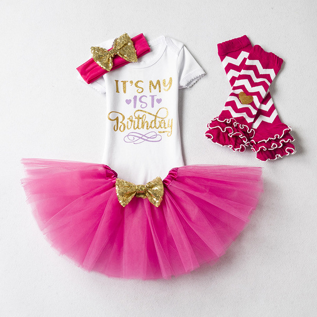 66e3017cfcb8 Fashion Baby Girl Skirt Set 2018 Summer Birthday Party Clothes ...