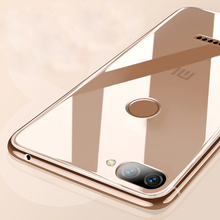 Silicon Soft TPU Case For Xiaomi Mi 9 SE Mi 8 Lite Mi 6 Case Transparent Phone Case For Xiaomi Redmi Note 7 6 5 Pro Full Cover case for redmi note 5 6 pro case ultra mi 8 9 se lite note 7 soft tpu silicon case for xiaomi redmi 6a 4x note 4 5 plus 5a case