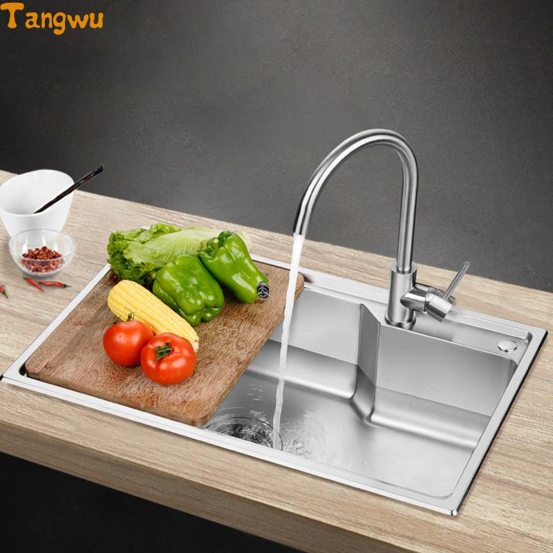 Cheap Kitchen Sink And Tap Sets
