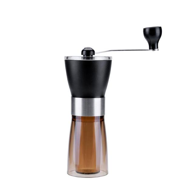 Home Stainless Steel Washable Manual Coffee Grinder Ceramic Core ...