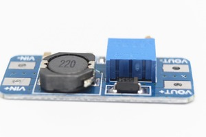 Image 5 - Free shipping 100PCS MT3608 2A boost plate DCDC boost module 2 24V up 5/9/12/28V adjustable