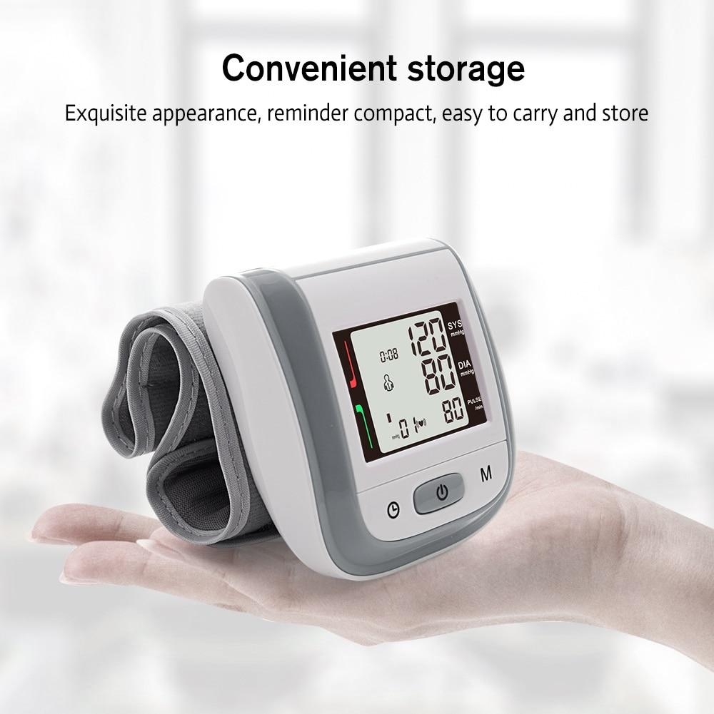 Yongrow Tonometer Automatisk håndledd Digital blodtrykksmåler - Helsevesen - Bilde 3