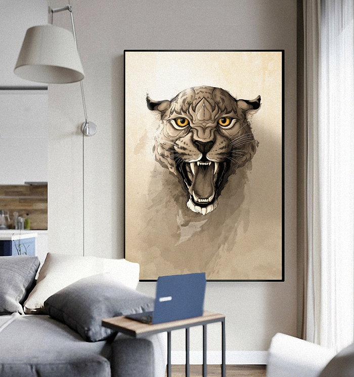 Posters And Print Art Painting Wall Decor