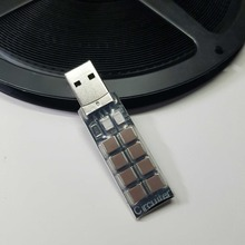 USBkiller V2 USB killer U Disk Miniatur güç yüksek gerilim atım jeneratörü/USB killer test cihazı/USB killer koruyucu