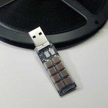 USBkiller generador de pulso de alta tensión, probador USB killer V2, disco en U, Miniatur de potencia, protector USB killer