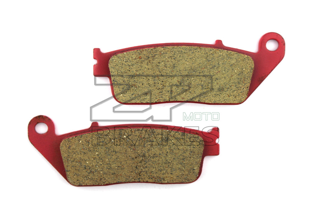 Motorcycle Parts Brake Pads Fit BMW 600 C Sport/Highline Scooter 2012-2014 Front OEM New Red Carbon Ceramic Free shipping motorcycle brake pads for bmw c 600 evolution scooter 2014 front rear oem new carbon ceramic composite high quality zpmoto