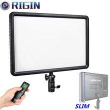 Godox LEDP-260C портативный затемнения 260 светодиодные видео с Регулируемый цветовая температура 3300 К-5600 К для DSLR камеры видеокамера